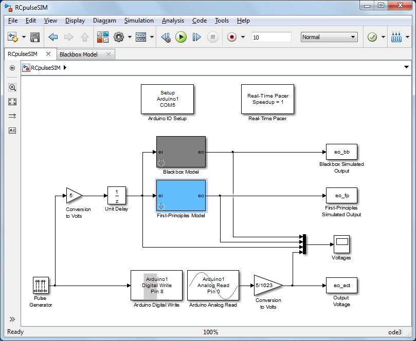 Control Tutorials for MATLAB and Simulink - Time-response