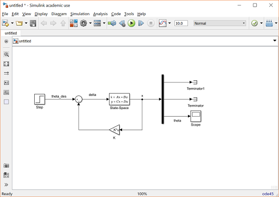 Control Tutorials for MATLAB and Simulink - Aircraft Pitch