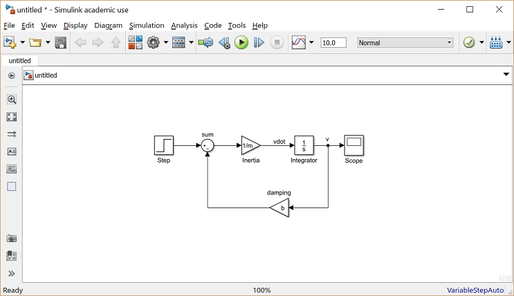 Control Tutorials for MATLAB and Simulink - Cruise Control