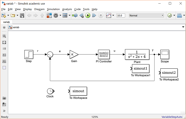 simulink how to see the code of a block