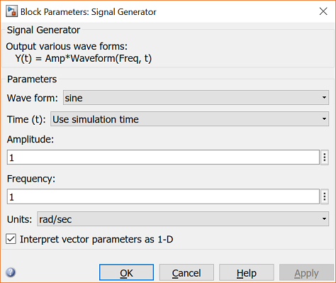 Control Tutorials for MATLAB and Simulink - Extras: Simulink Basics
