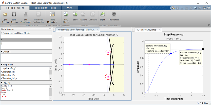 Control Tutorials for MATLAB and Simulink - Introduction: Root Locus