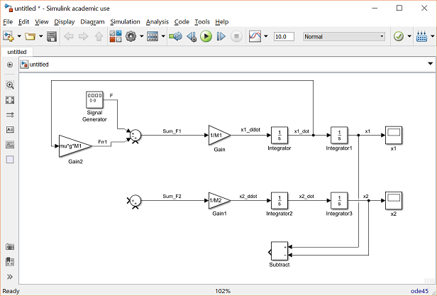 Control Tutorials for MATLAB and Simulink - Introduction: Simulink